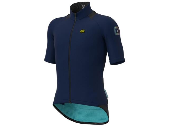 Alé Cycling Klimatik K-Idro WR Maillot À Manches Courtes Homme, navy blue
